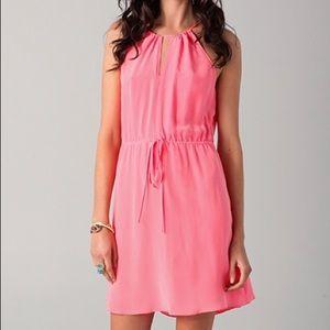 Rebecca Taylor keyhole Cami dress